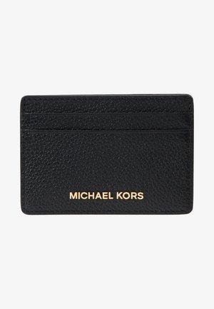 JET SET CARD HOLDER MERCER - Peněženka - black