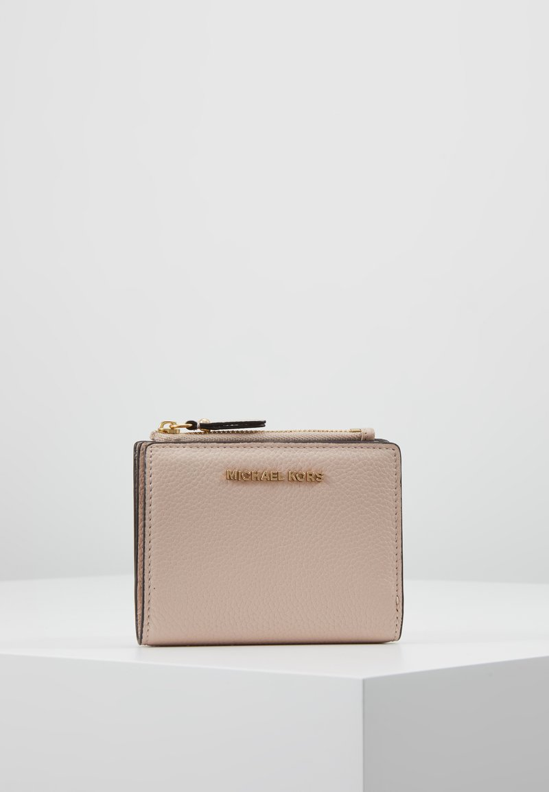 MICHAEL Michael Kors - JET SET SNAP BILLFOLD SMALL - Lompakko - soft pink