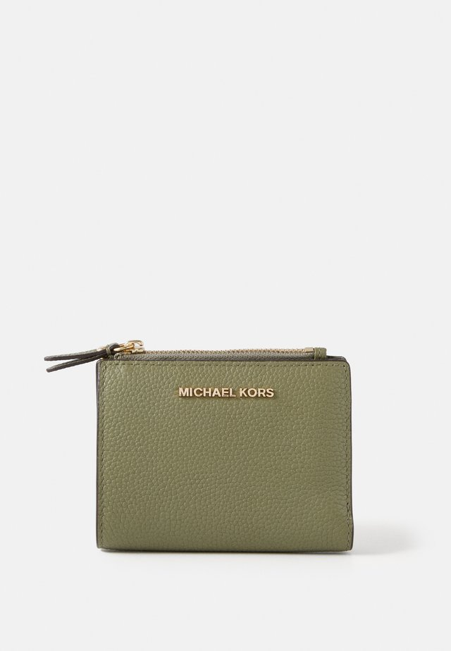 JET SET SNAP BILLFOLD SMALL - Portafoglio - army green