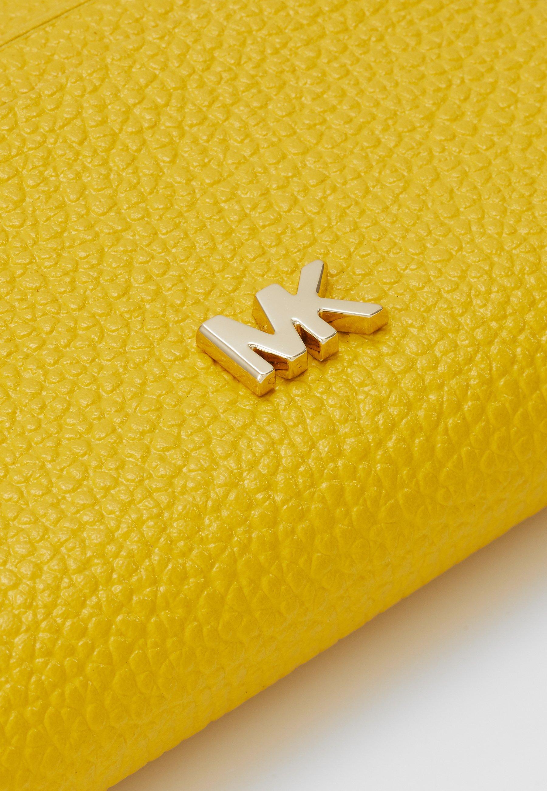 COIN CARD CASE MERCER Portemonnee sunflower