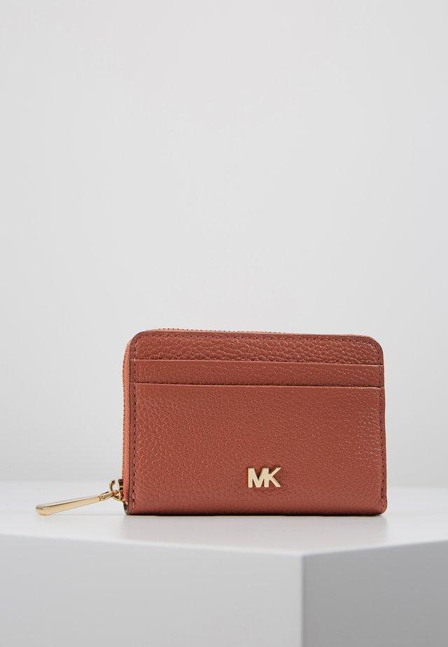 COIN CARD CASE MERCER - Plånbok - sunset peach