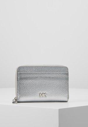 Wallet - silver