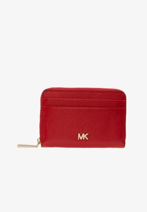 Wallet - bright red