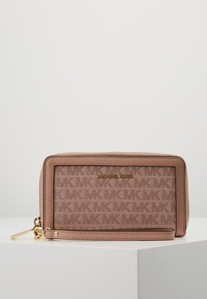 JET FLAT CASE - Wallet - softpink/fawn