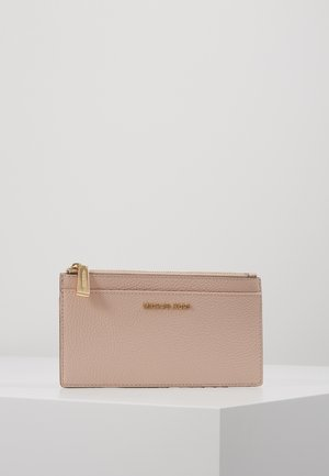 JET SLIM CARD CASE - Geldbörse - soft pink