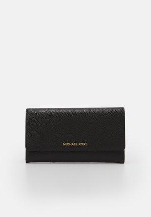 TRIFOLD WALLET - Peněženka - black
