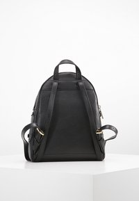 MICHAEL Michael Kors - RHEA ZIP BACKPACK SMALL - Batoh - black - 2