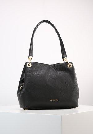 RAVEN  - Handbag - black