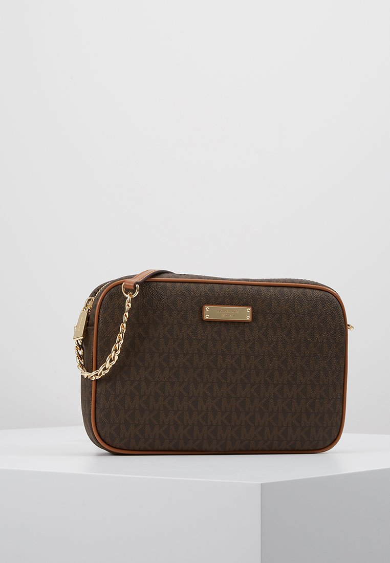 MICHAEL Michael Kors - JET SET - Schoudertas - brown