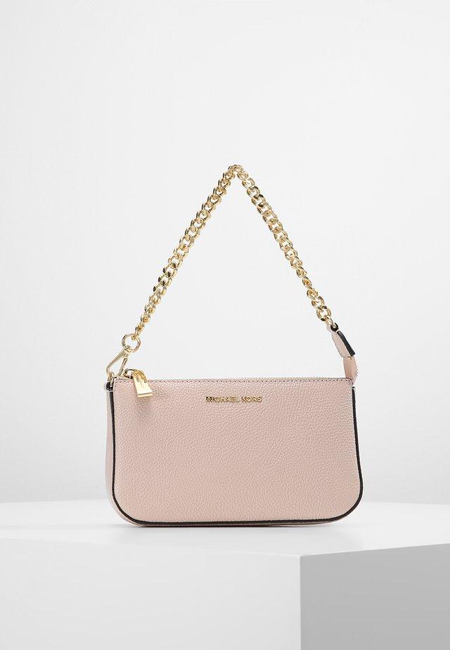 Axelremsväska - soft pink