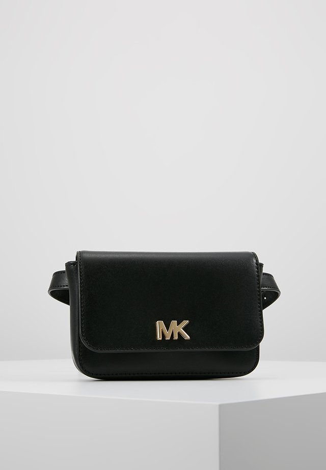 MOTT BELT BAG - Sac banane - black