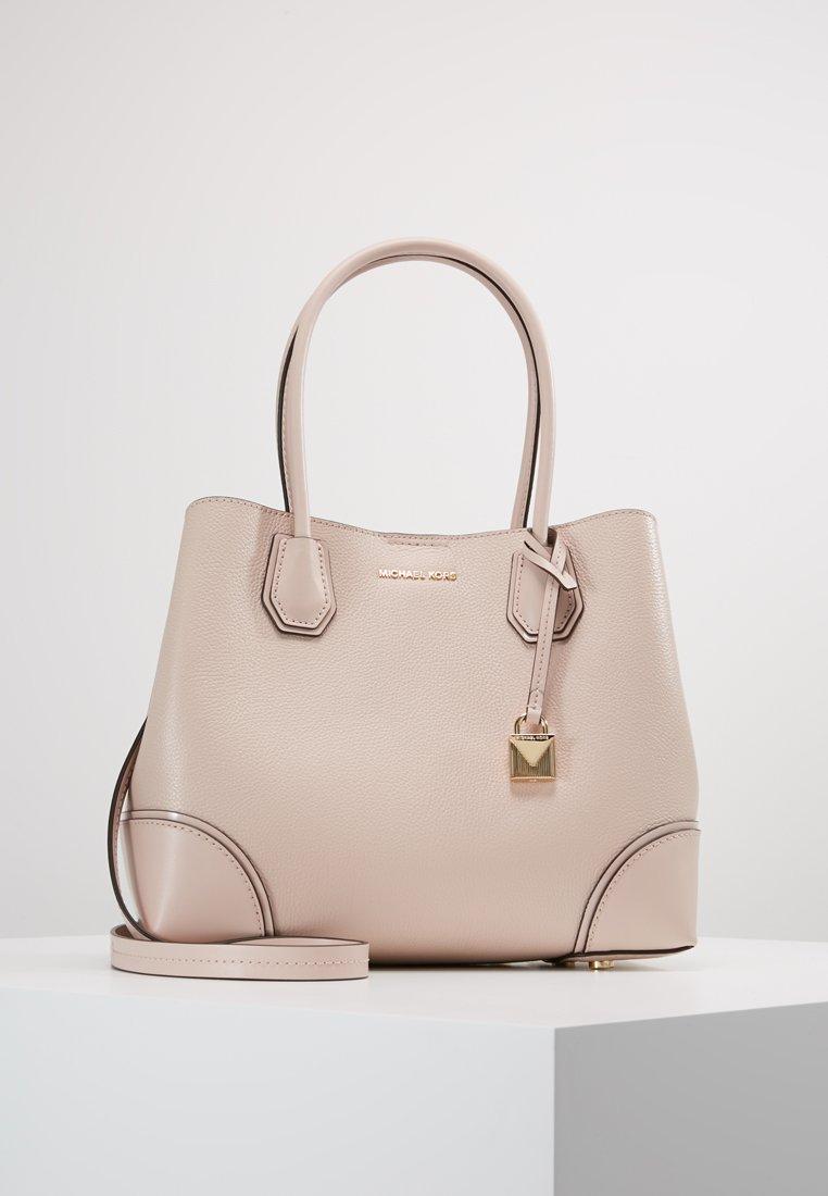 MICHAEL Michael Kors - MERCER GALLERY CENTER ZIP TOTE - Handtasche - soft pink