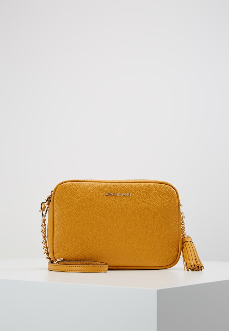MICHAEL Michael Kors - CROSSBODIES CAMERA BAG - Across body bag - yellow