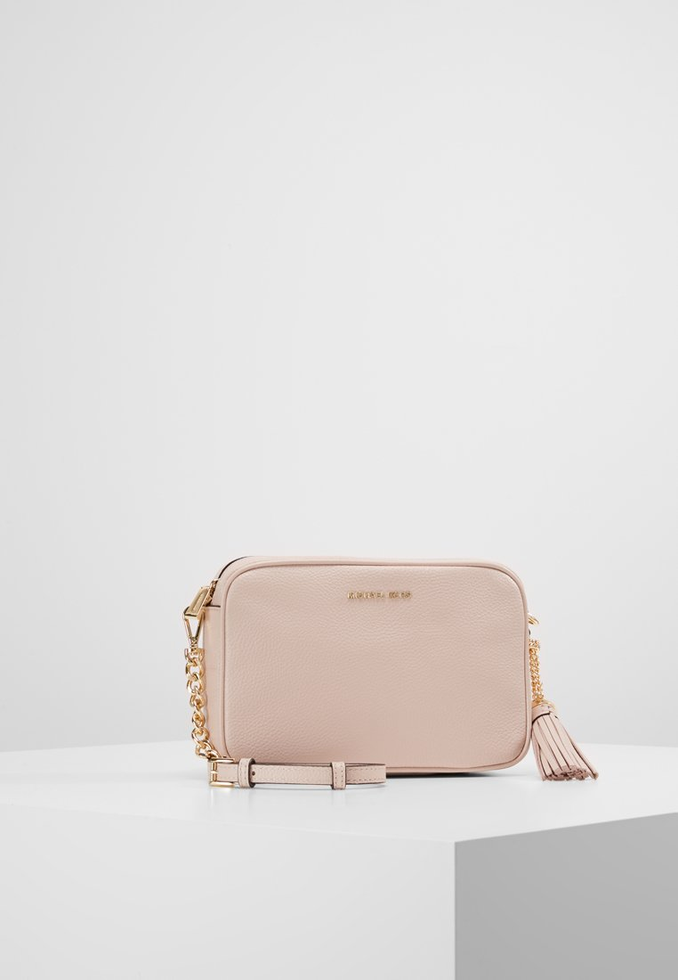 MICHAEL Michael Kors - CROSSBODIES CAMERA BAG - Umhängetasche - soft pink