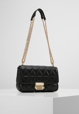 SLOAN CHAIN - Across body bag - black