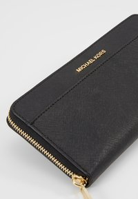 MICHAEL Michael Kors - MONEY PIECES POCKET - Portemonnee - black - 2