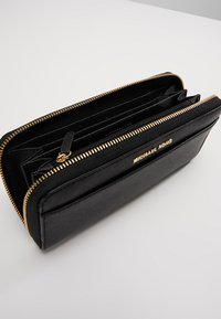 MICHAEL Michael Kors - MONEY PIECES POCKET - Portemonnee - black - 5