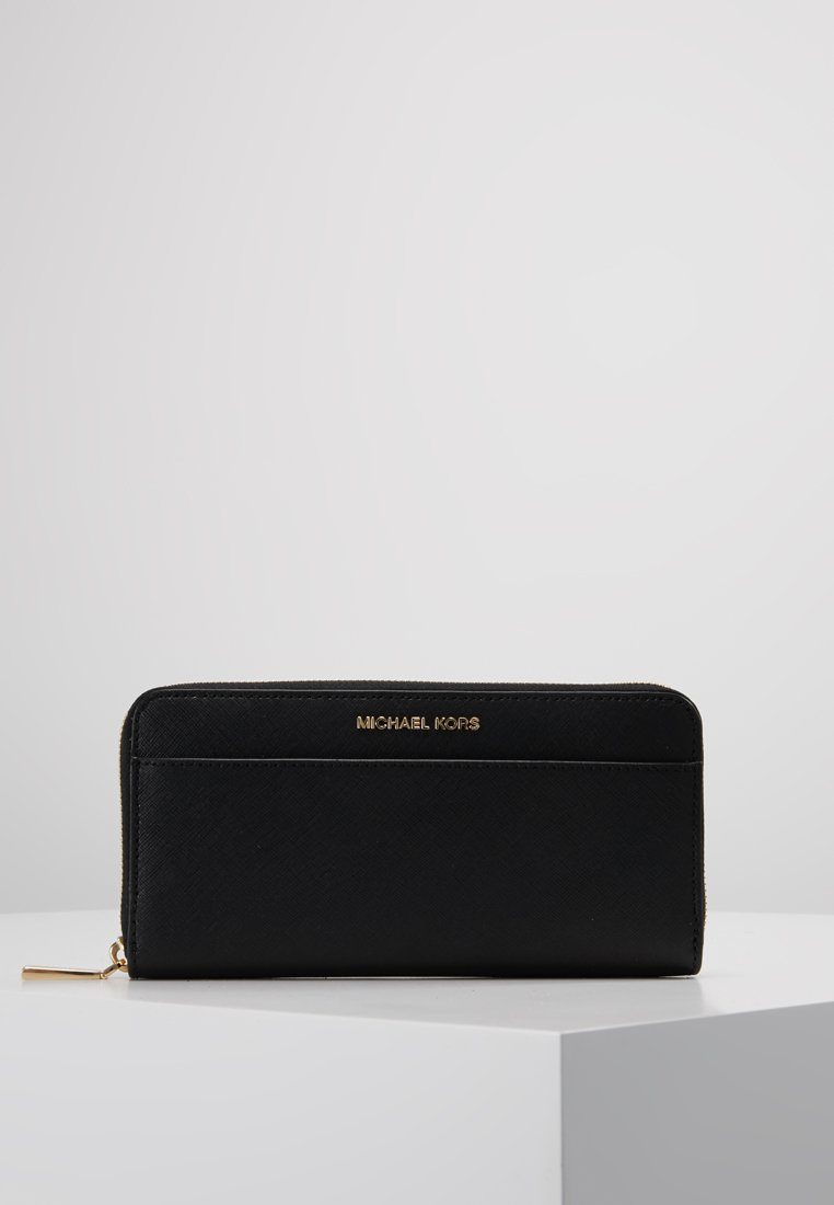MICHAEL Michael Kors - MONEY PIECES POCKET - Portemonnee - black