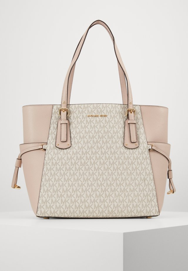 VOYAGER SIGNATURE TOTE - Handtas - soft pink