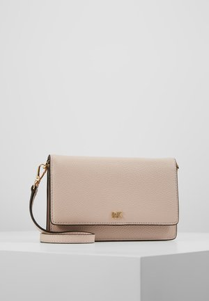 PHONE CROSSBODY - Clutch - soft pink