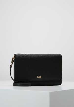 PHONE CROSSBODY - Portefeuille - black