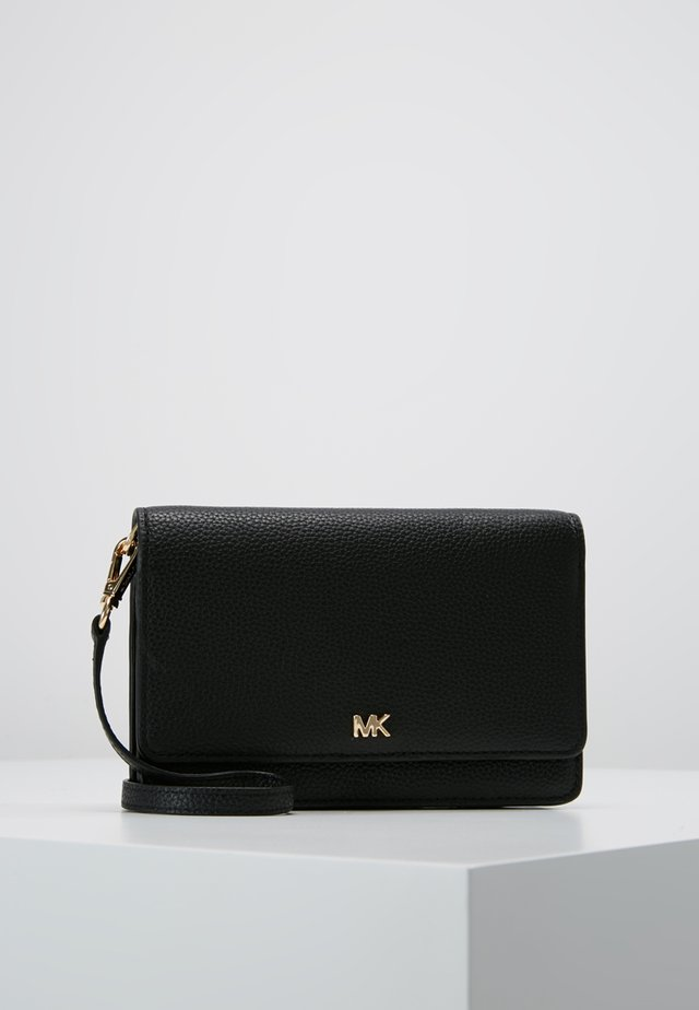 PHONE CROSSBODY - Pikkulaukku - black