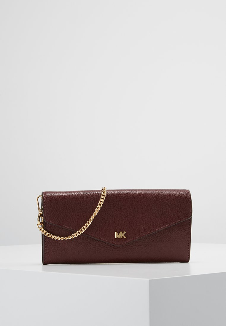 MICHAEL Michael Kors - MONEY PIECES - Portafoglio - oxblood