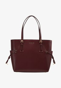 MICHAEL Michael Kors - VOYAGER TOTE - Bolso de mano - oxblood - 5