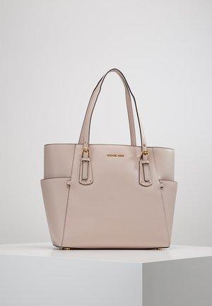 VOYAGER TOTE - Handbag - soft pink