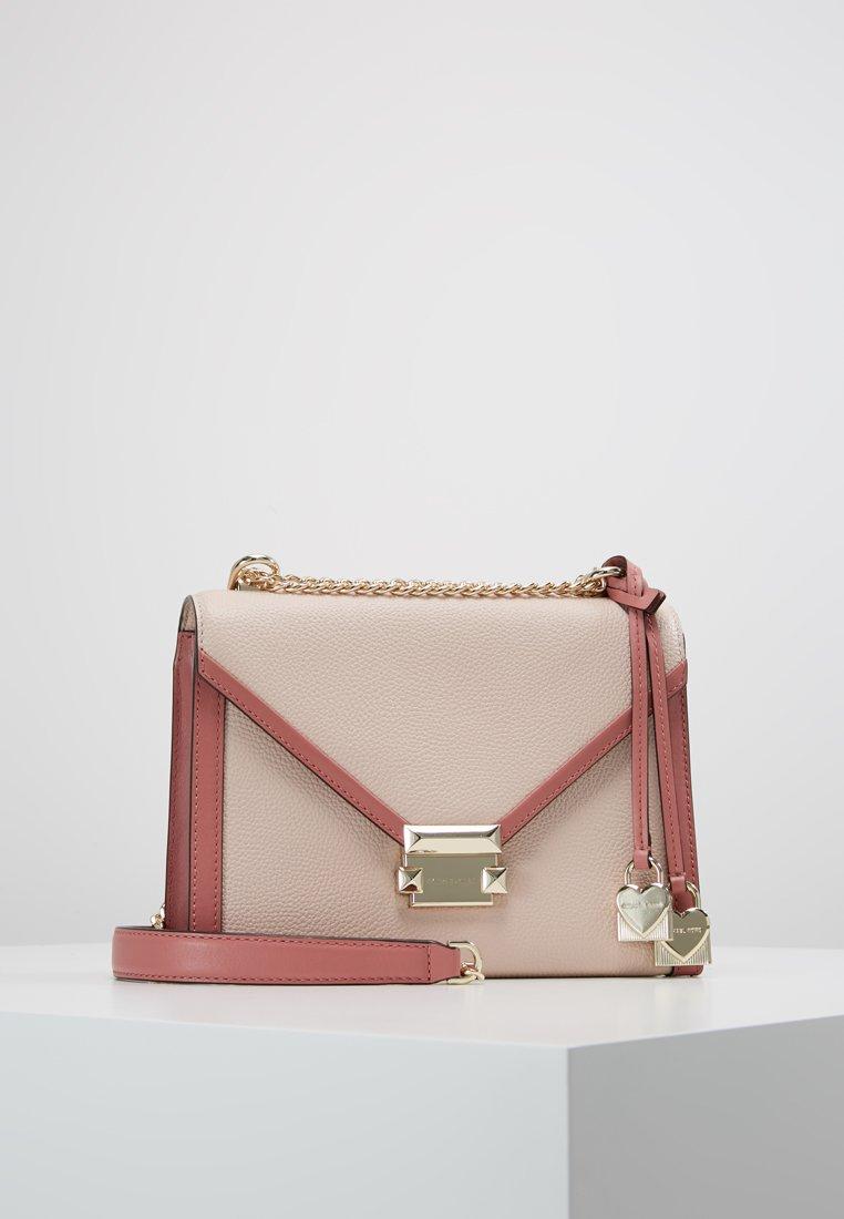 MICHAEL Michael Kors - WHITNEY - Handtasche - soft pink multi