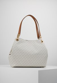 MICHAEL Michael Kors - RAVEN SHOULDER BAG - Handbag - vanilla