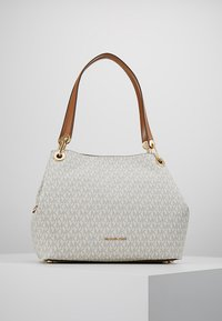 MICHAEL Michael Kors - RAVEN SHOULDER BAG - Handbag - vanilla - 0