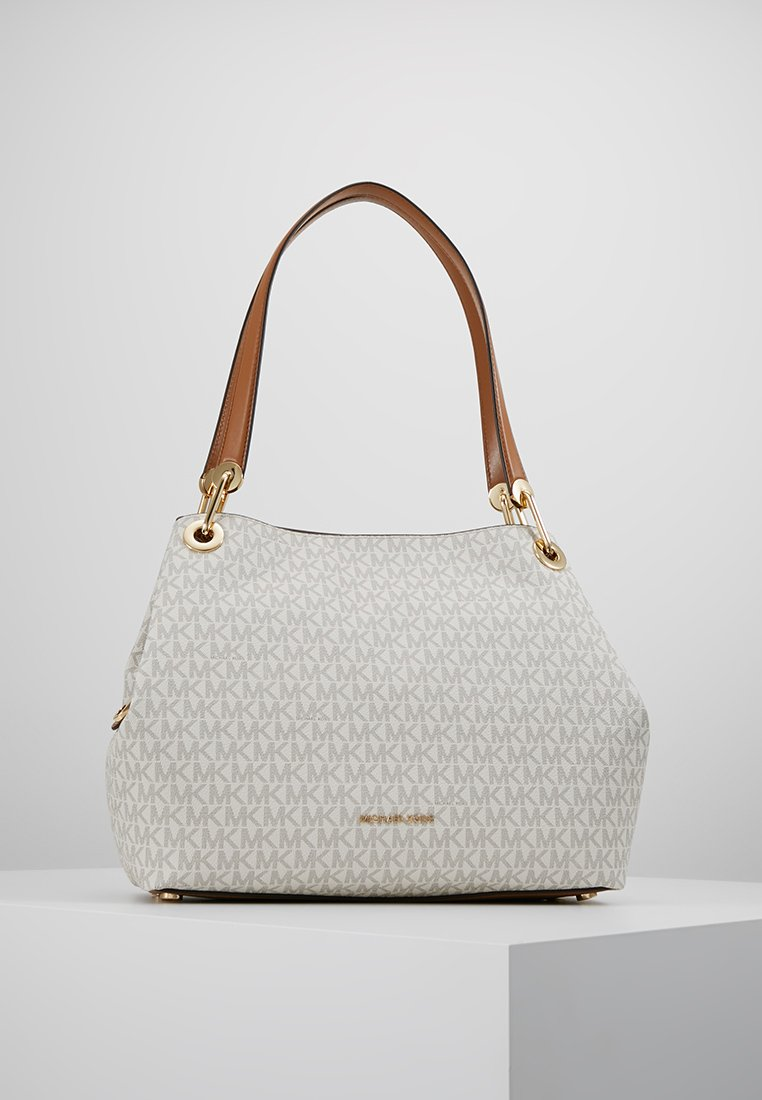 MICHAEL Michael Kors - RAVEN SHOULDER BAG - Sac à main - vanilla