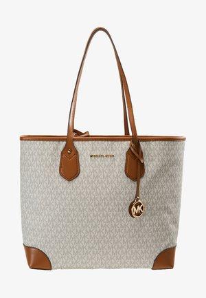 EVA TOTE - Bolso shopping - vanilla
