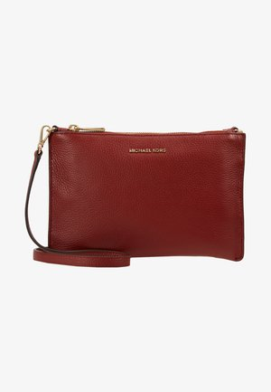 CROSSBODIES POUCH BODY - Torba na ramię - brandy