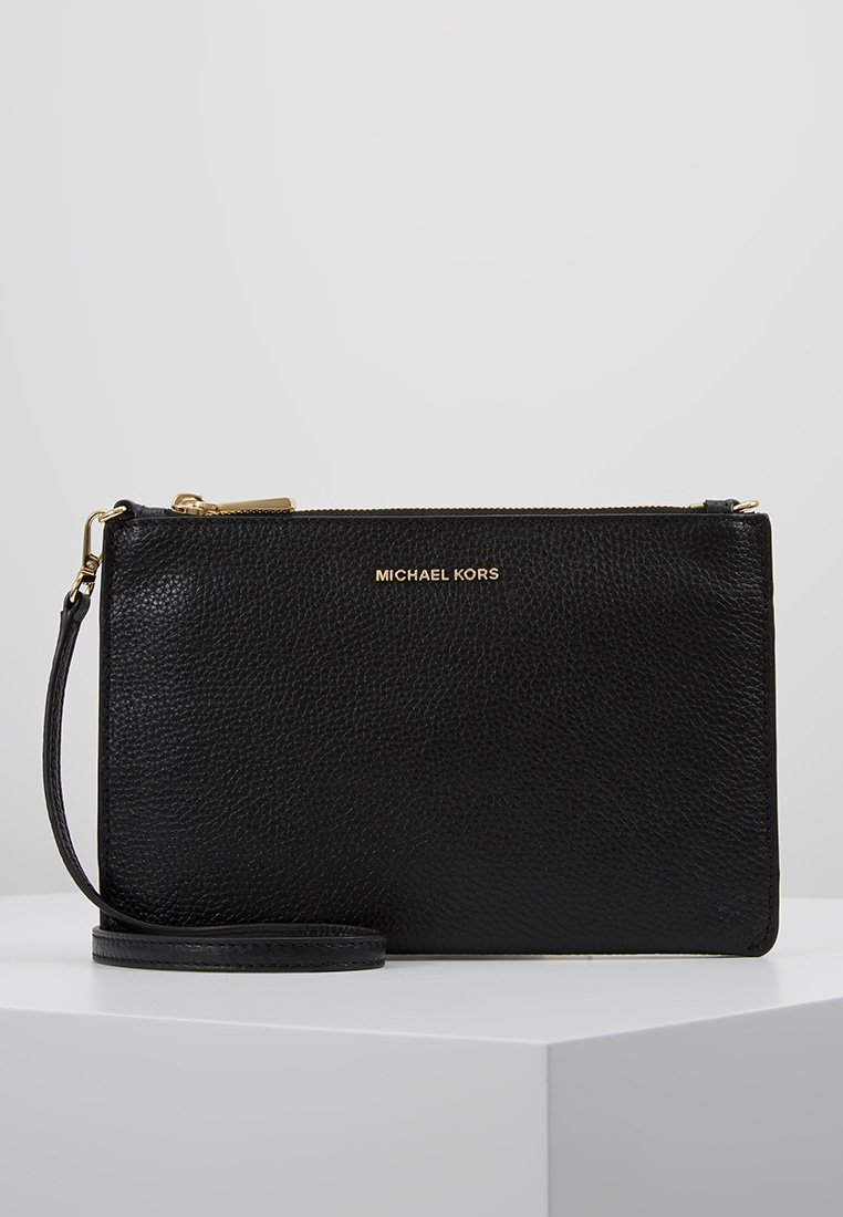 MICHAEL Michael Kors - CROSSBODIES POUCH BODY - Across body bag - black