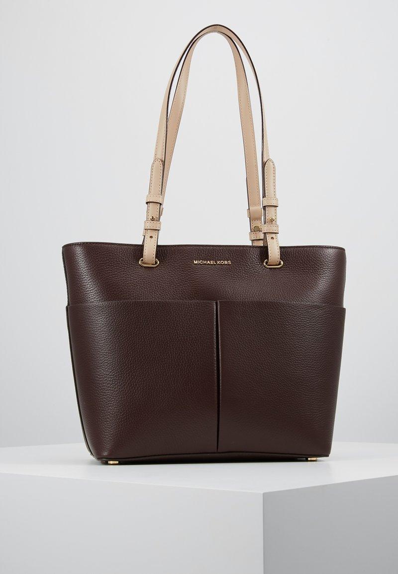 MICHAEL Michael Kors - BEDFORD POCKET TOTE - Handbag - barolo