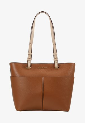 BEDFORD POCKET TOTE - Handbag - luggage