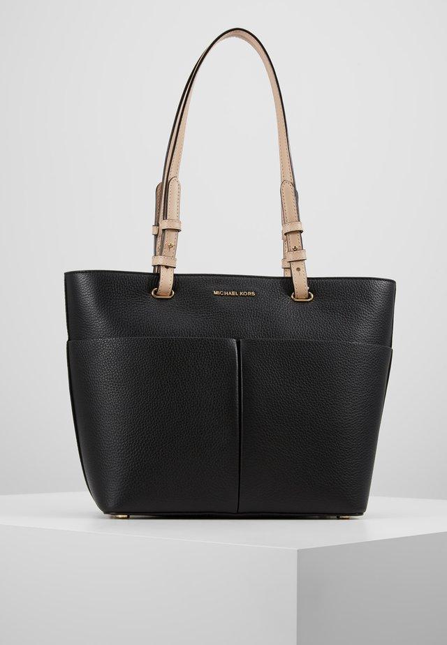 BEDFORD POCKET TOTE - Handtasche - black