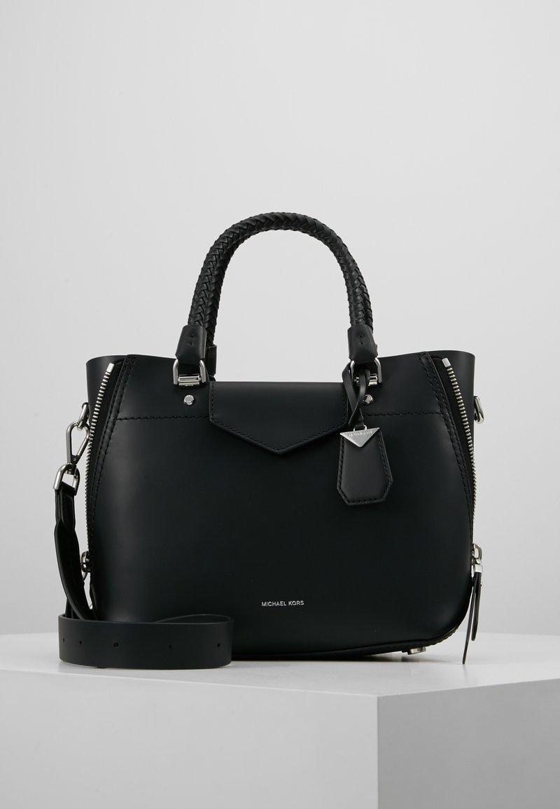 MICHAEL Michael Kors - BLAKELY MESSENGER - Handbag - black