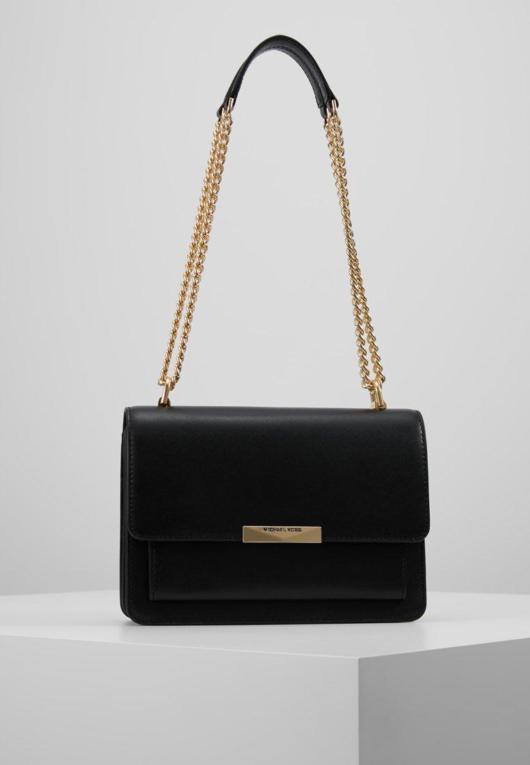MICHAEL Michael Kors - JADE GUSSET - Handtasche - black