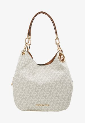 LILLIE CHAIN TOTE  - Shopper - vanilla/acrn