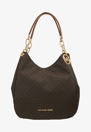LILLIE CHAIN TOTE  - Shopping Bag - acorn