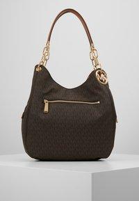 MICHAEL Michael Kors - LILLIE CHAIN TOTE  - Shopping Bag - acorn - 2