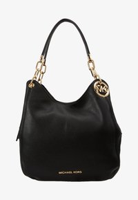MICHAEL Michael Kors - LILLIE CHAIN TOTE SMALL - Torebka - black - 5
