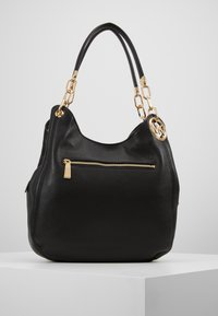MICHAEL Michael Kors - LILLIE CHAIN TOTE SMALL - Torebka - black - 2