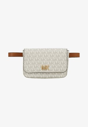 MOTT BELT BAG - Ledvinka - vanilla