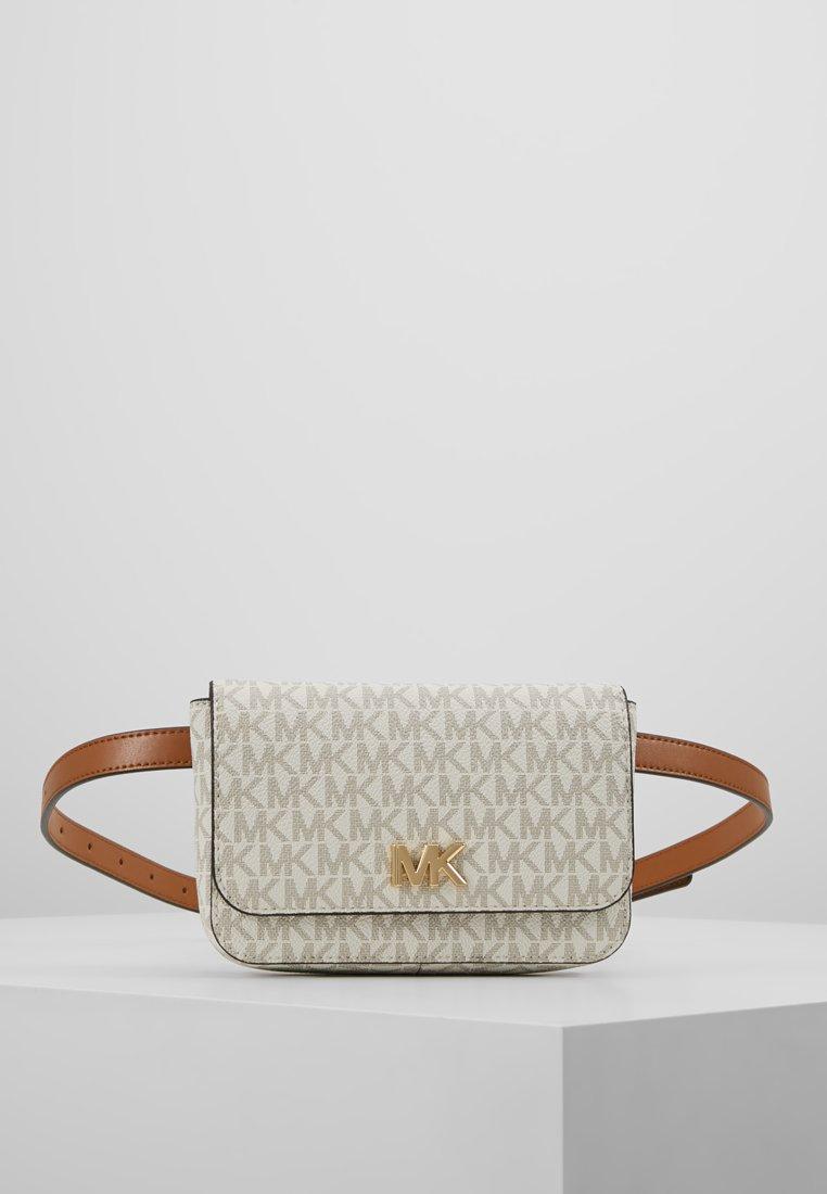 MICHAEL Michael Kors - MOTT BELT BAG - Bum bag - vanilla