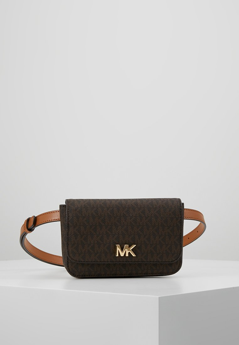 MICHAEL Michael Kors - MOTT BELT BAG - Bum bag - brown