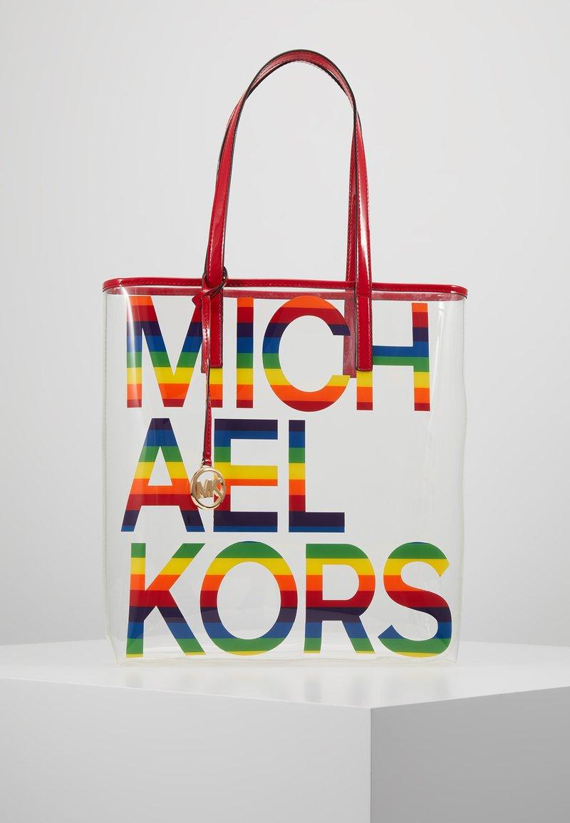 MICHAEL Michael Kors - THE MICHAEL BAG - Shopping Bag - rainbow